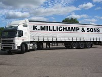 K Millichamp and Sons Haulage and Warehousing 248562 Image 0